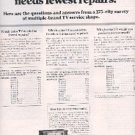 1972  Zenith Tv ad (#  1539)