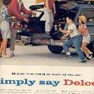 1962  United Delco ad (# 3017)