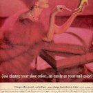 1963 Instant Shoe Coloring by Lady Esquire ad (# 2411)