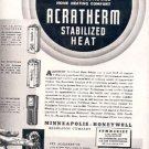 1937 Acratherm Stabilized Heat ad (# 2707)