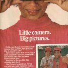 1972 Kodak Pocket Instamatic Camera ad ( # 2331)