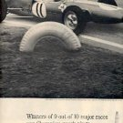 1962 Champion Spark Plugs ad ( # 2343)