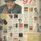 1963 Capitol Record Club ad (# 3280)