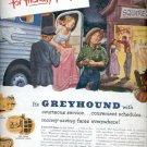 Nov. 1951    Greyhound    ad (#4317)