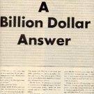 1946 American Railroads ad ( # 2485)