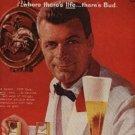 1960  Budweiser ad (# 1065)