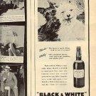 1946 Black & White Scotch ad (# 2020)