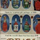 1959 Beam  bourbon ad (# 995)