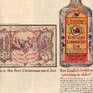 1962  Gordon's Gin ad ( # 1669)