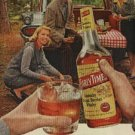 1960 Early Times Kentucky Straight Bourbon Whisky ad (# 765)