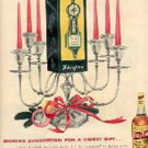 1953  Early Times Whisky ad (#  1787)