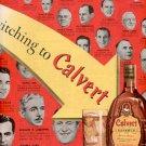 1949 Calvert Reserve ad ( # 1637)