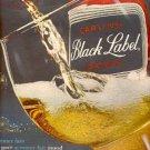 1963 Carling Black label Beer ad ( # 2503)
