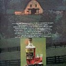 1971   Barton Bourbon ad (#  3183)