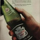 1966   Canada Dry Ginger Ale ad (#  660)