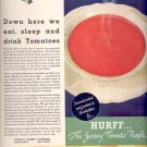 March 22, 1937       Hurff Tomato Soup    ad  (#6540)