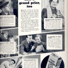 March 22, 1937     Chase and Sanborn Coffee        ad  (#6550)