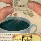 1961  Yuban Coffee ad ( # 2608)