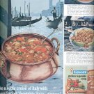 May 1963  Knorr Garden Vegetable Soup   ad (#46)