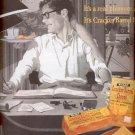 1960   Kraft  Cracker Barrel cheese  ad (# 4548)