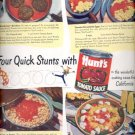 Sept. 22, 1947 Hunt's Tomato Suace   ad (#6262)
