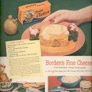 April 28, 1947    Borden's Fine Cheeses  ad (#6128)