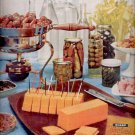 1963   Kraft Cracker Barrel Cheese  ad (#5532)
