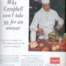 Dec. 1960   Campbell's products  ad (#5783)