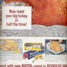 1960 Nucoa Margarine and Reynolds Wrap ad (#5727)
