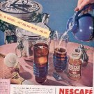 1948  Nescafe Coffee ad (# 2143)