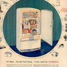 1947 Westinghouse  Refrigerator   ad ( # 2157)