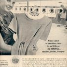 1962 Philco Dry Cleaning ad (# 2370)