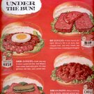 1964  Wilson's Certified canned meats    ad (#5662)