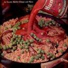 1964  Hunt's Tomato Sauce  ad (#5652)