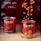 1964  Hunt's Tomato Sauce  ad (#5639)