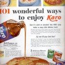 Nov. 1953 Karo Syrup  ad (#5591)