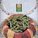 1963   Del Monte Green Beans   ad (#5530)