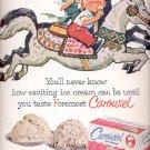 1960  Foremost Carousel Ice Cream  ad (#5487)