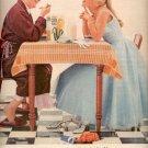 1957  Kellogg's Corn Flakes  ad (# 4987)