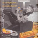 1960 Kraft Cracker Barrel Cheese  ad (#5458)