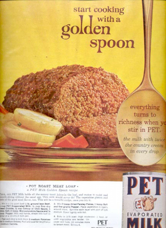 1963 Pet Evaporated Milk   ad (#5398)