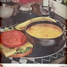 1961 Campbell's soup company   ad (#5383)