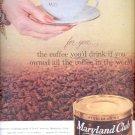 1960 Maryland Club Coffee ad (# 5280)