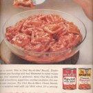 1960  Chef Boy-Ar-Dee ravioli   ad (# 5192)