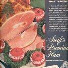 Dec. 1945  Swift's Premium Ham  ad (# 5145)