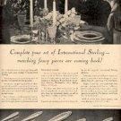 1947  International Sterling ad ( # 2639)