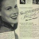 1942  Pond's Cold Cream ad (#  941)