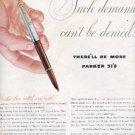 "1945 Parker ""51"" ad (  # 2434)"