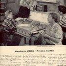 1947  Radio Corporation of America ad (#3060)