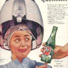 1956 Seven- Up (7 Up) ad ( # 2670)